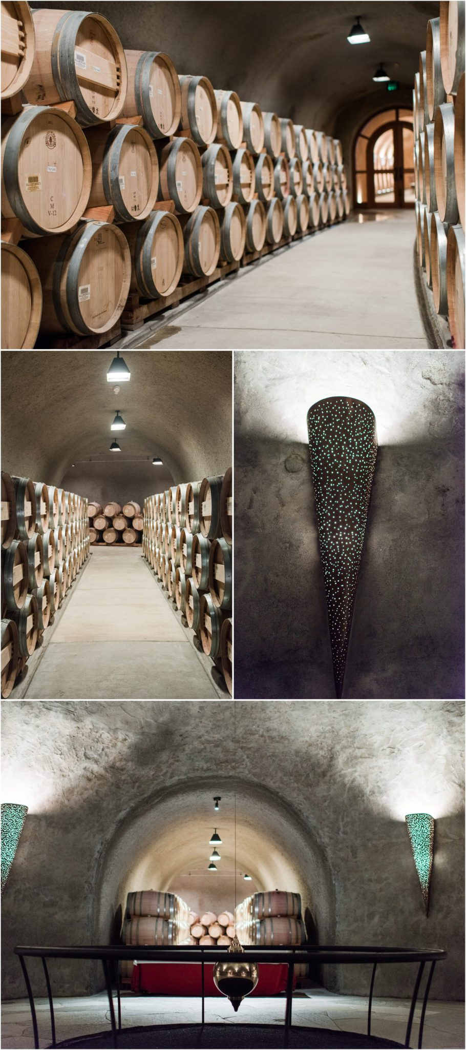 Stag's Leap Wine Cellars Cave Tour Napa Valley California