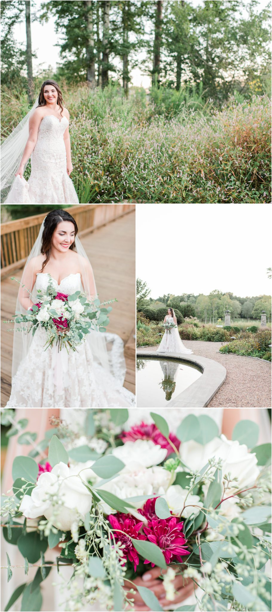 Furman Bridal Session Greenville SC