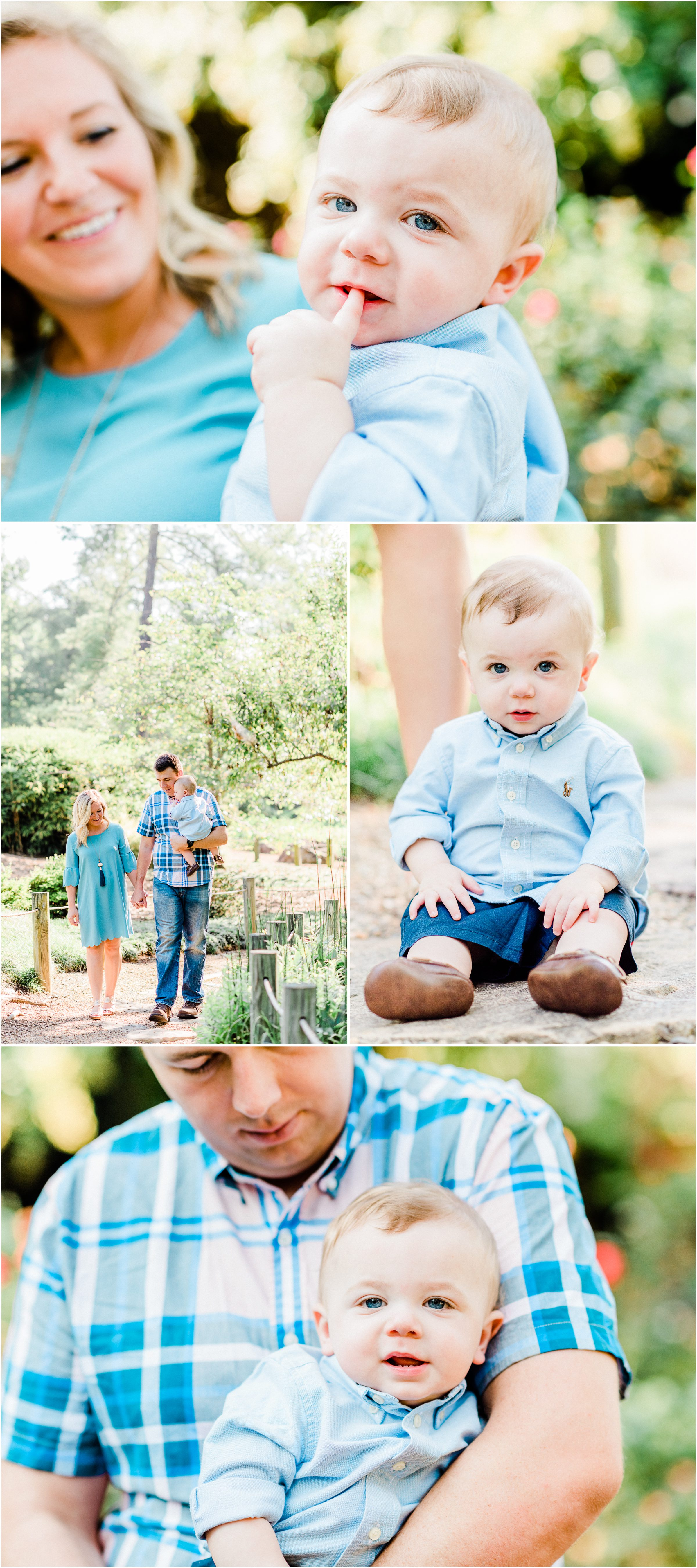 Furman Family Session in Greenville, SC