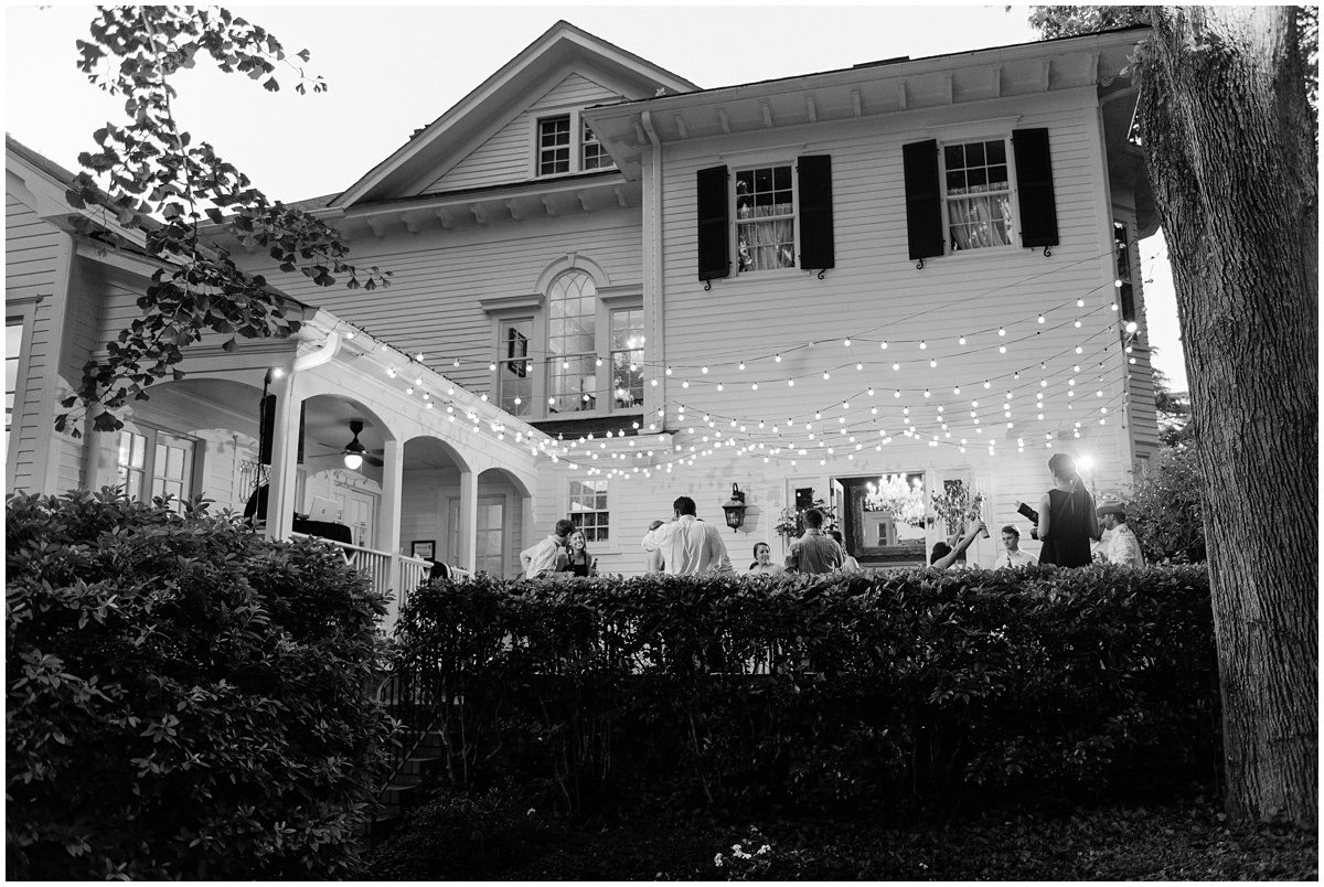Duncan Estate, Spartanburg SC Wedding Venue
