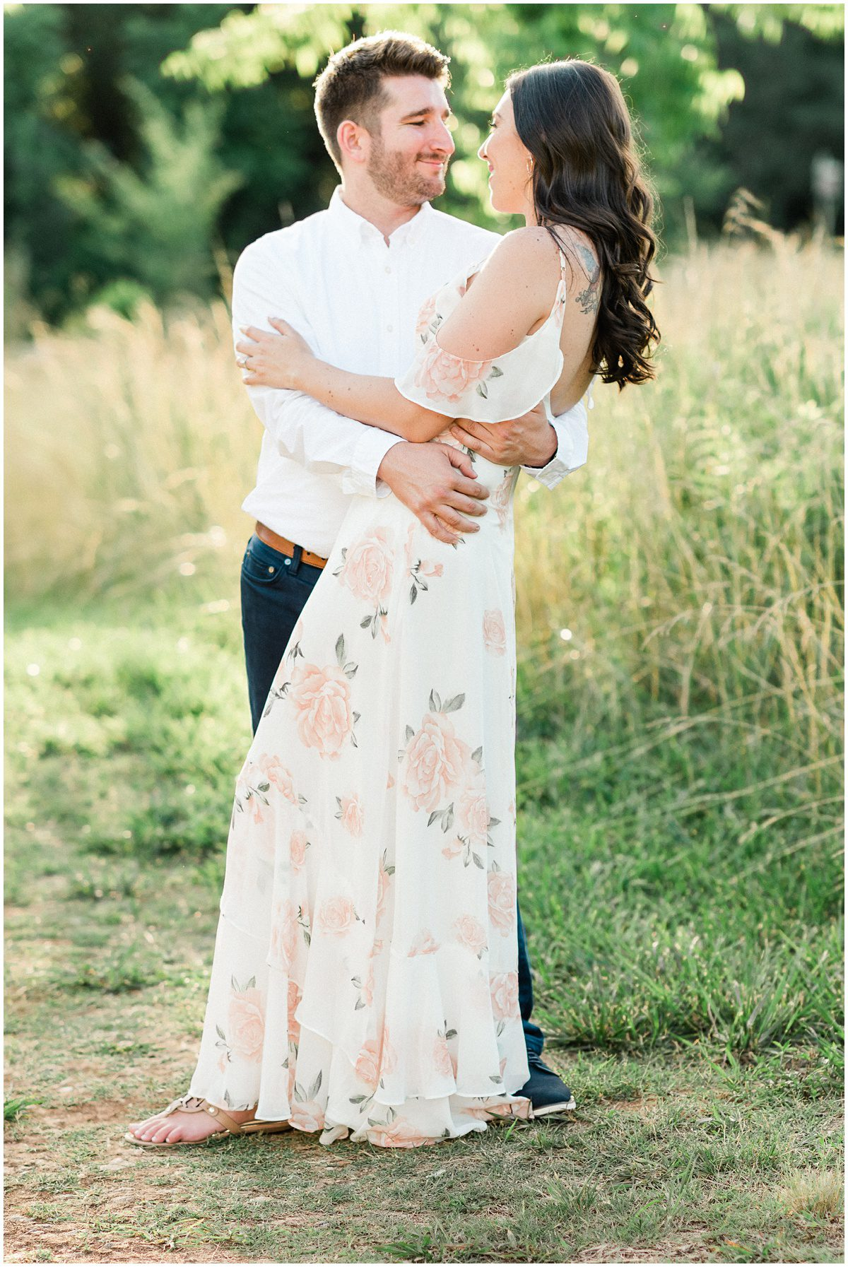 Greenville SC Engagement Session