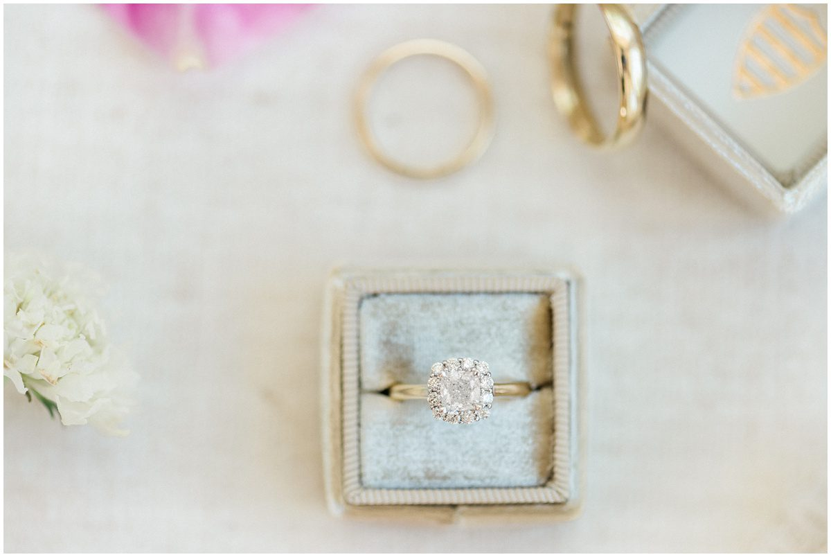 Mrs Box wedding ring photo