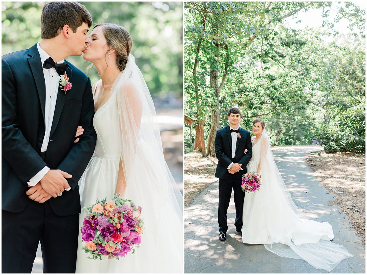 Greenville L Wedding Bride and Groom photos