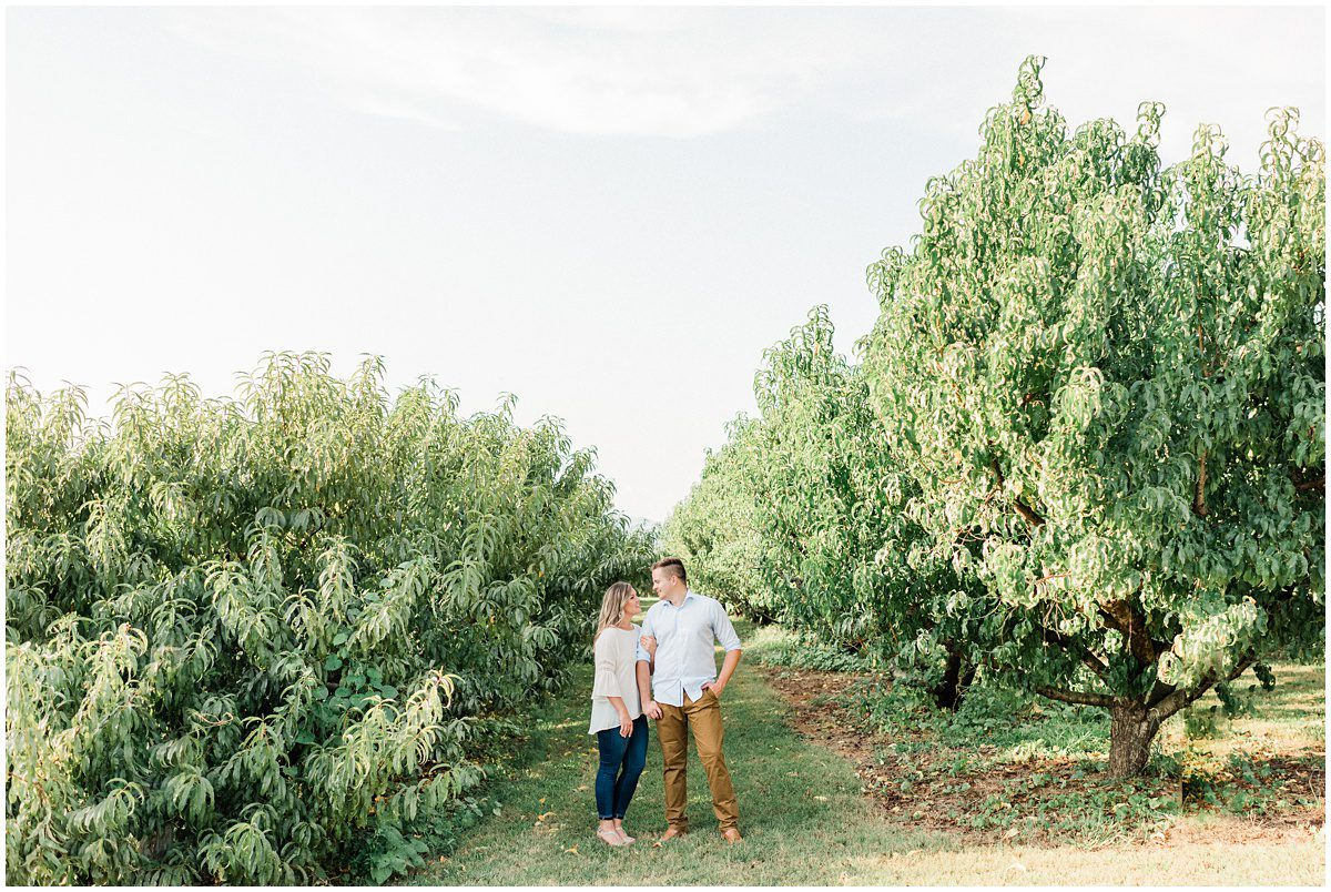 Chattooga Belle Farm Engagement Session