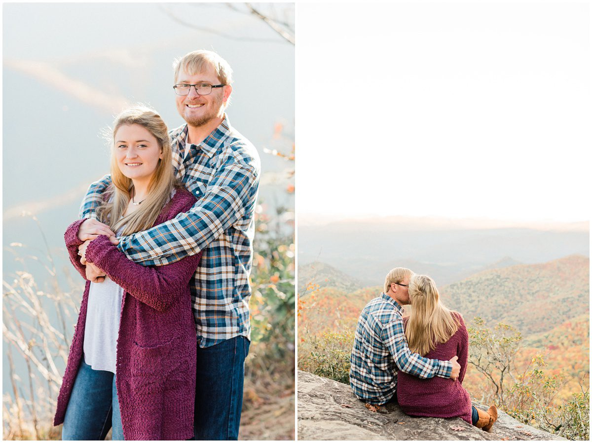 Pickens Nose Engagement Session
