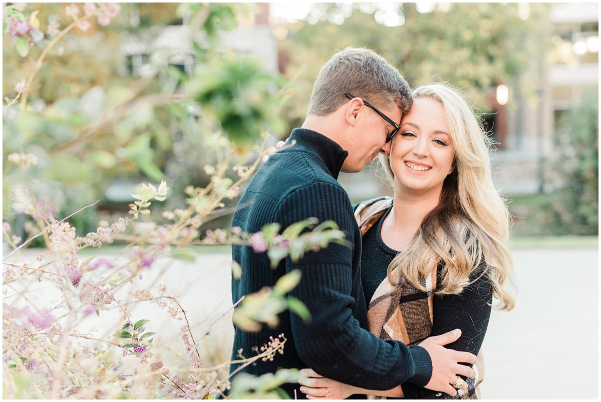 Fine art engagement photography in Greenville