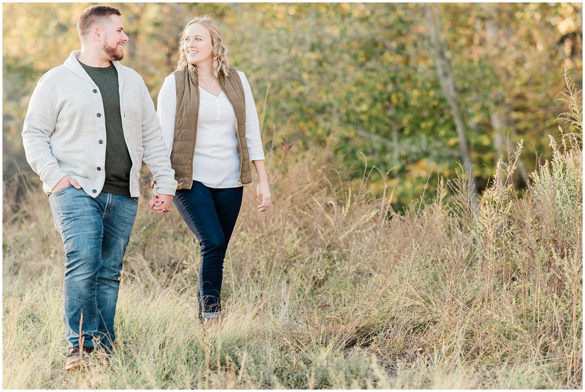 Fine art couples session in Greenville, SC