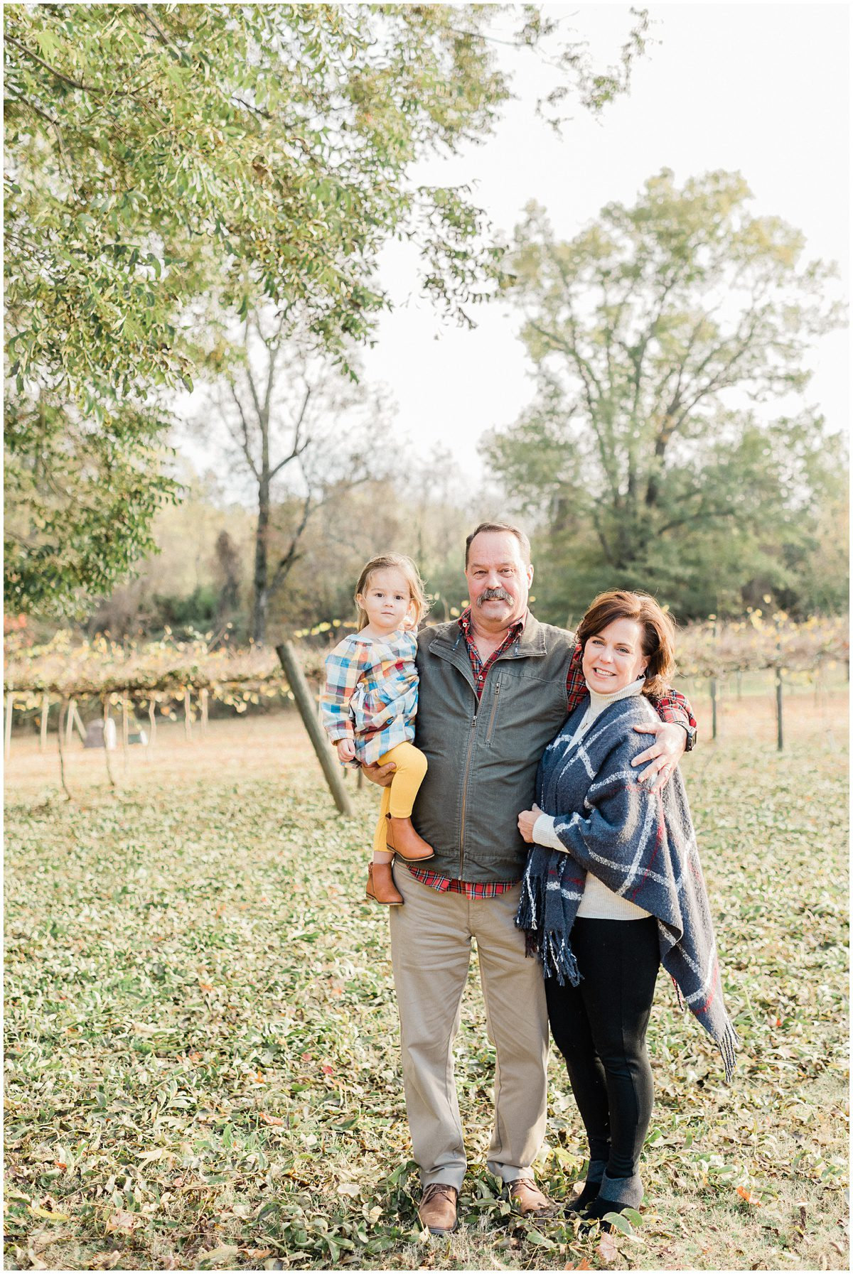Fall Extended Family Session