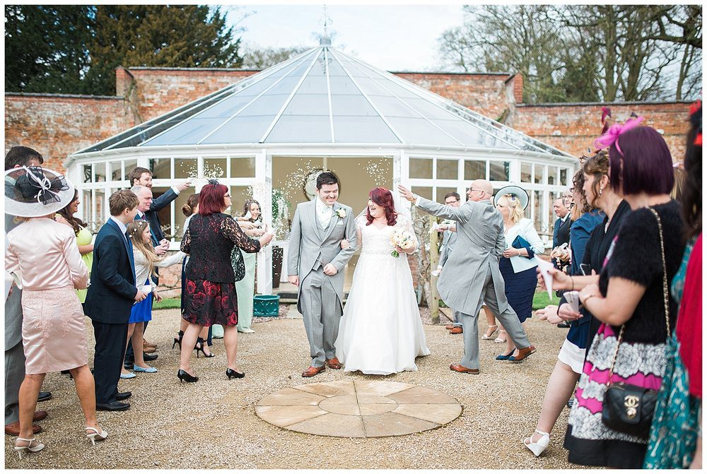 Combermere Abbey. Cheshire wedding venue with honeymoon suites and superb walled garden.