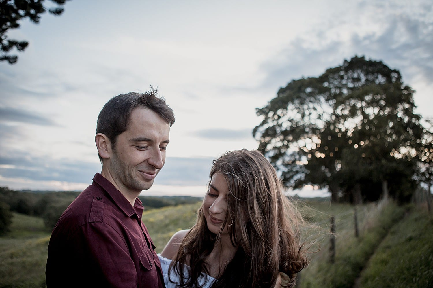 Engagement photography in Cheshire