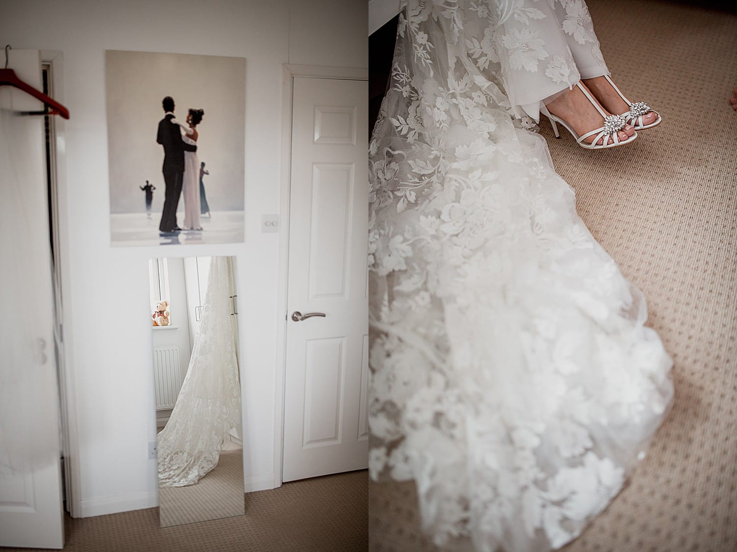 bridal prep details Burntwood