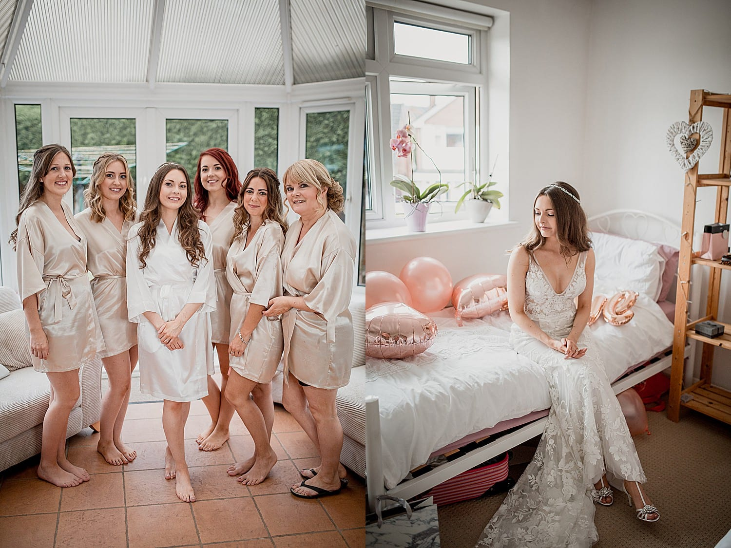 Bridal prep Burntwood