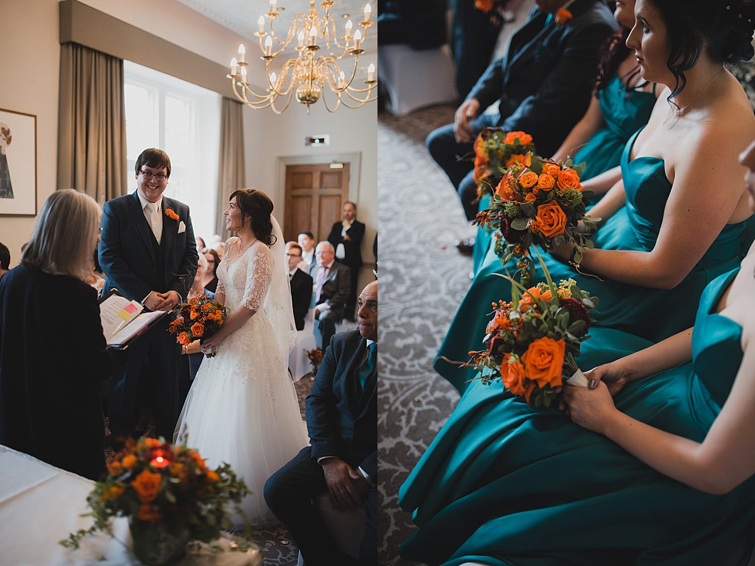 cranage estate wedding