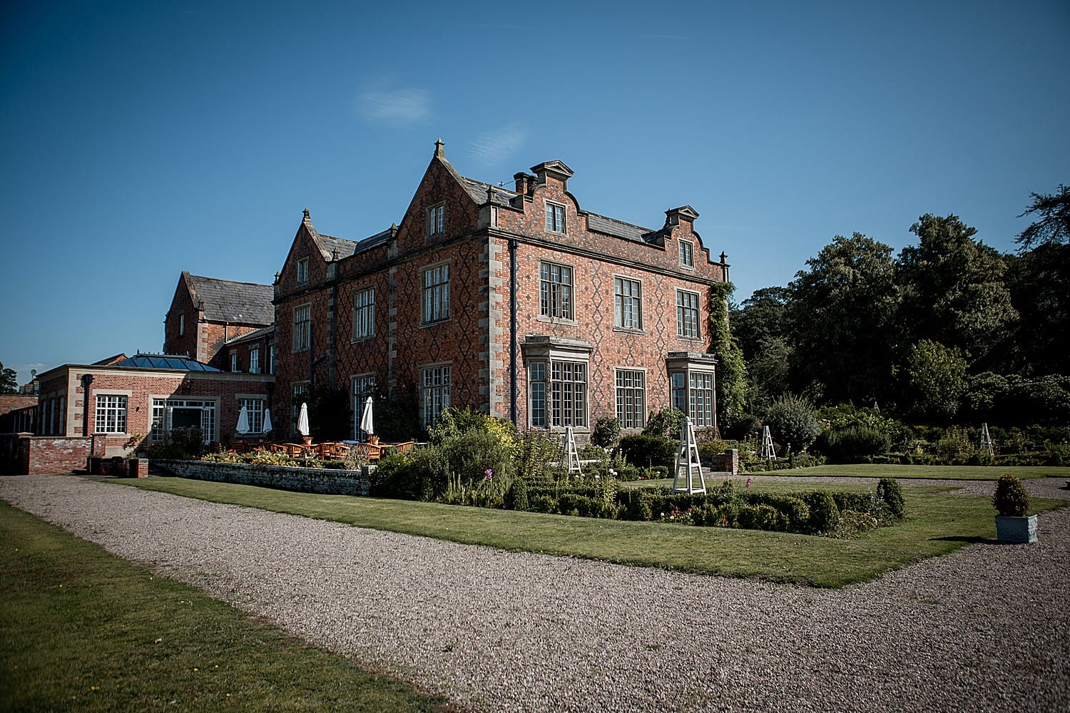 willington hall in cheshire