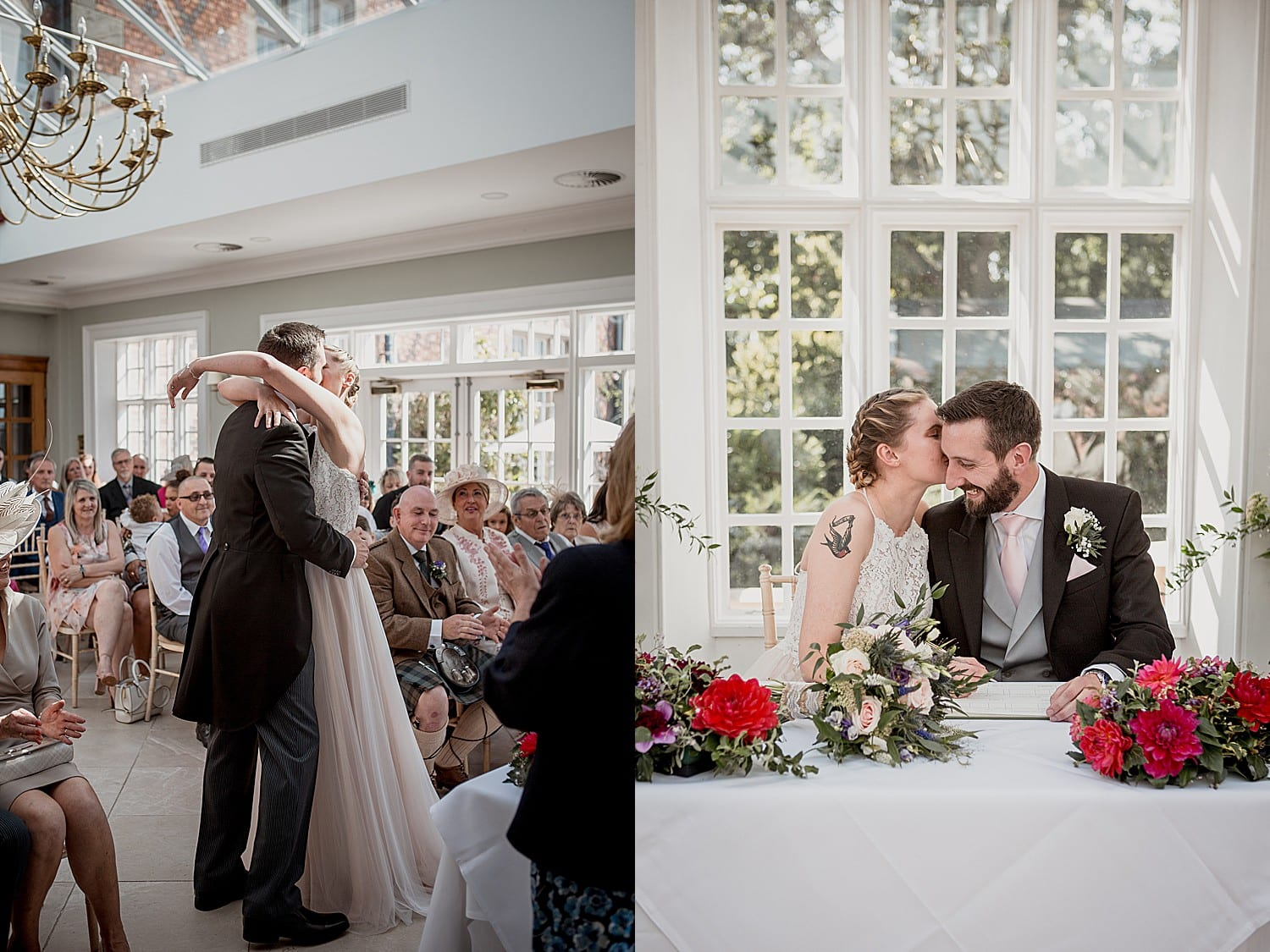 willington hall wedding ceremony