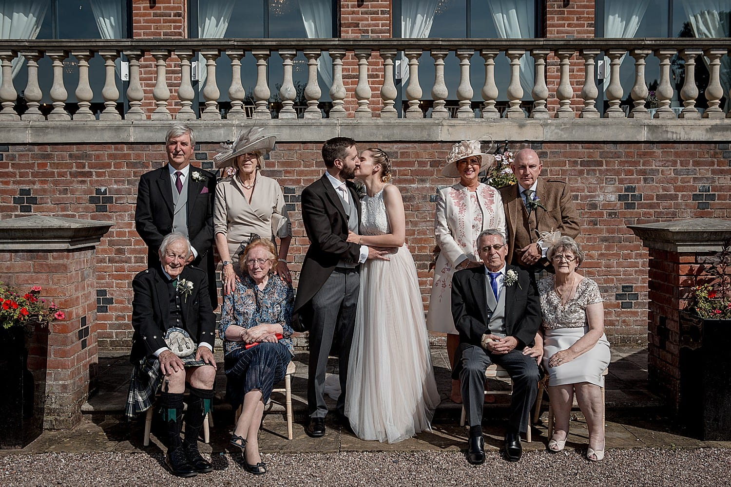 family photography at willington hall