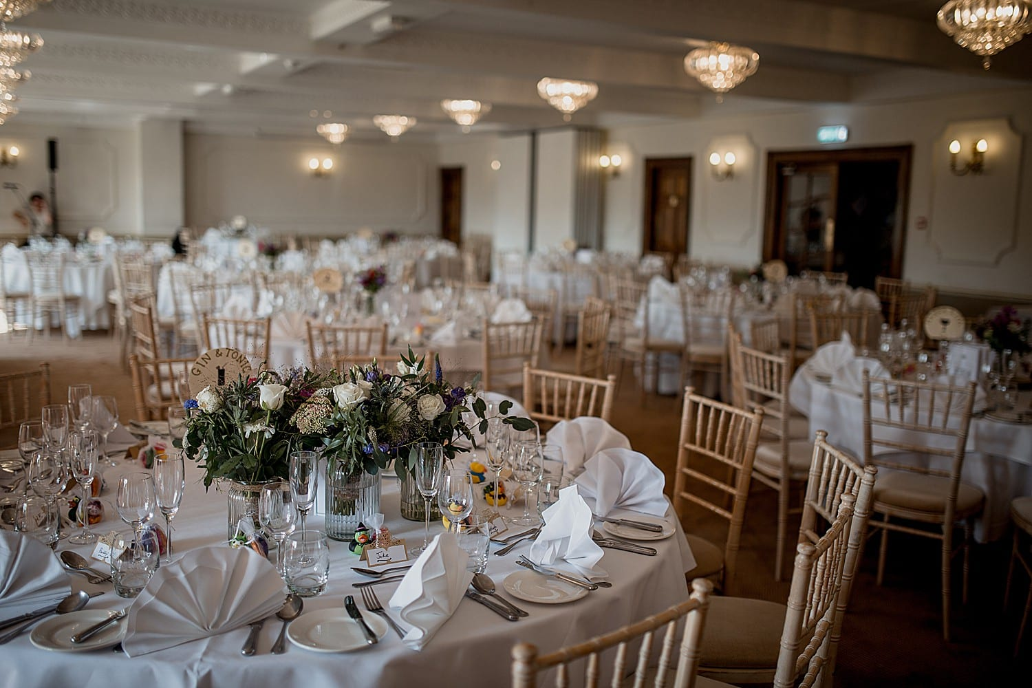willington hall wedding reception