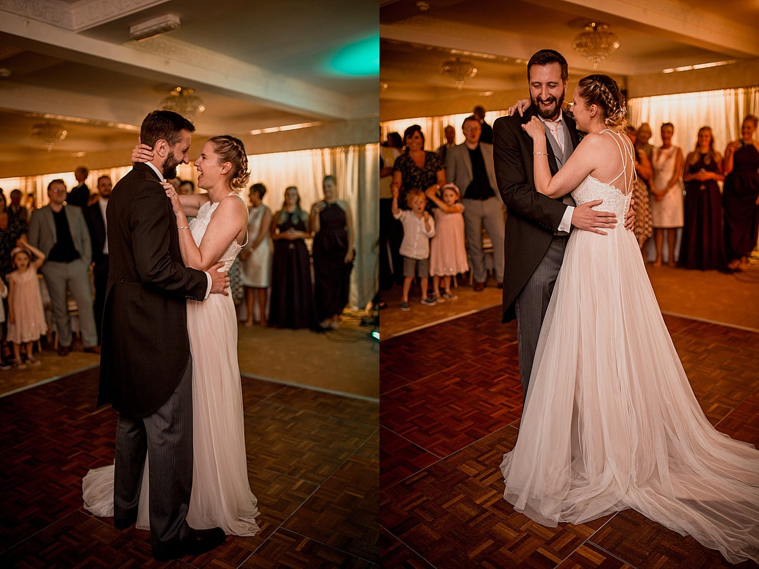 first dance at willington hall