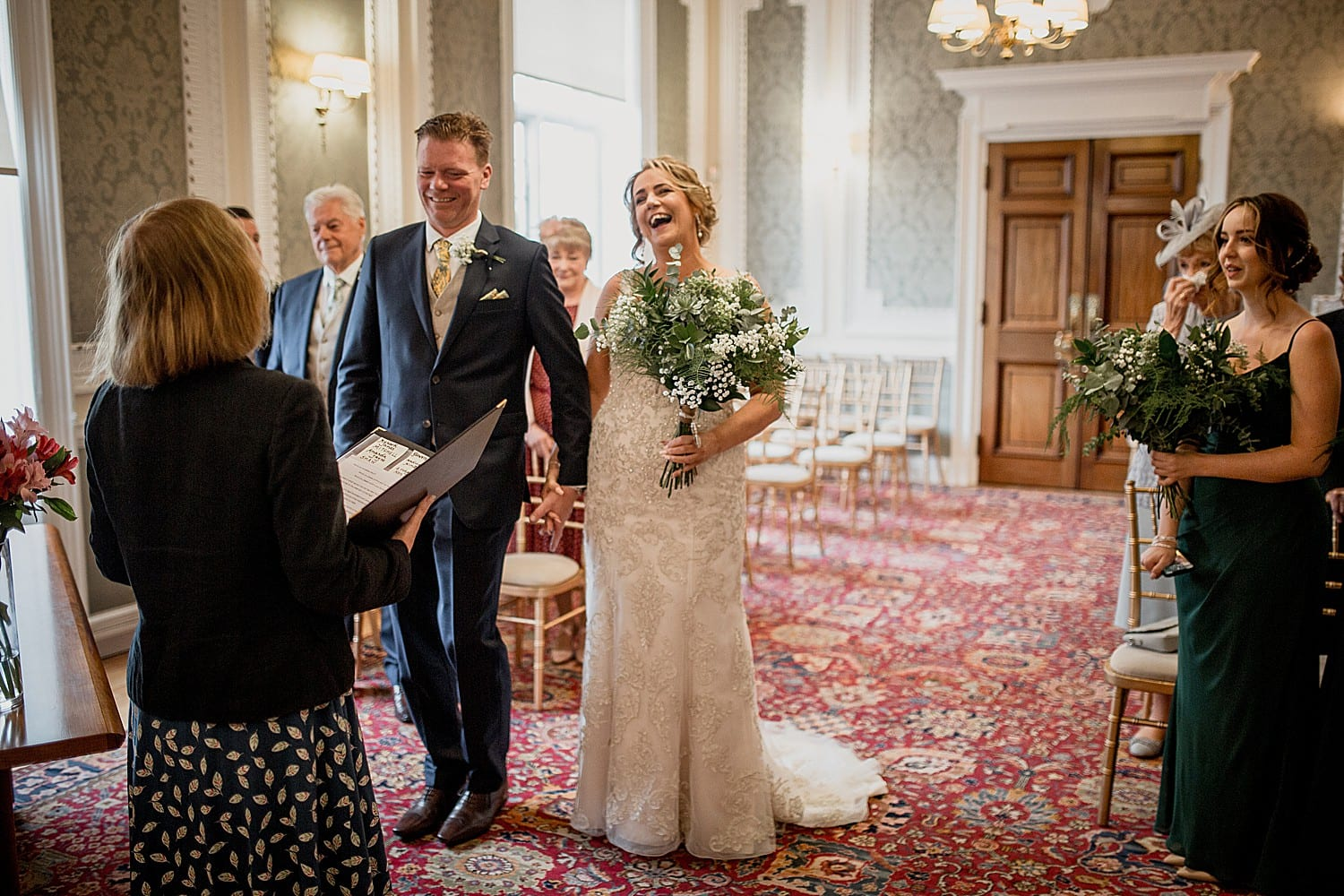crewe municipal buildings wedding photography