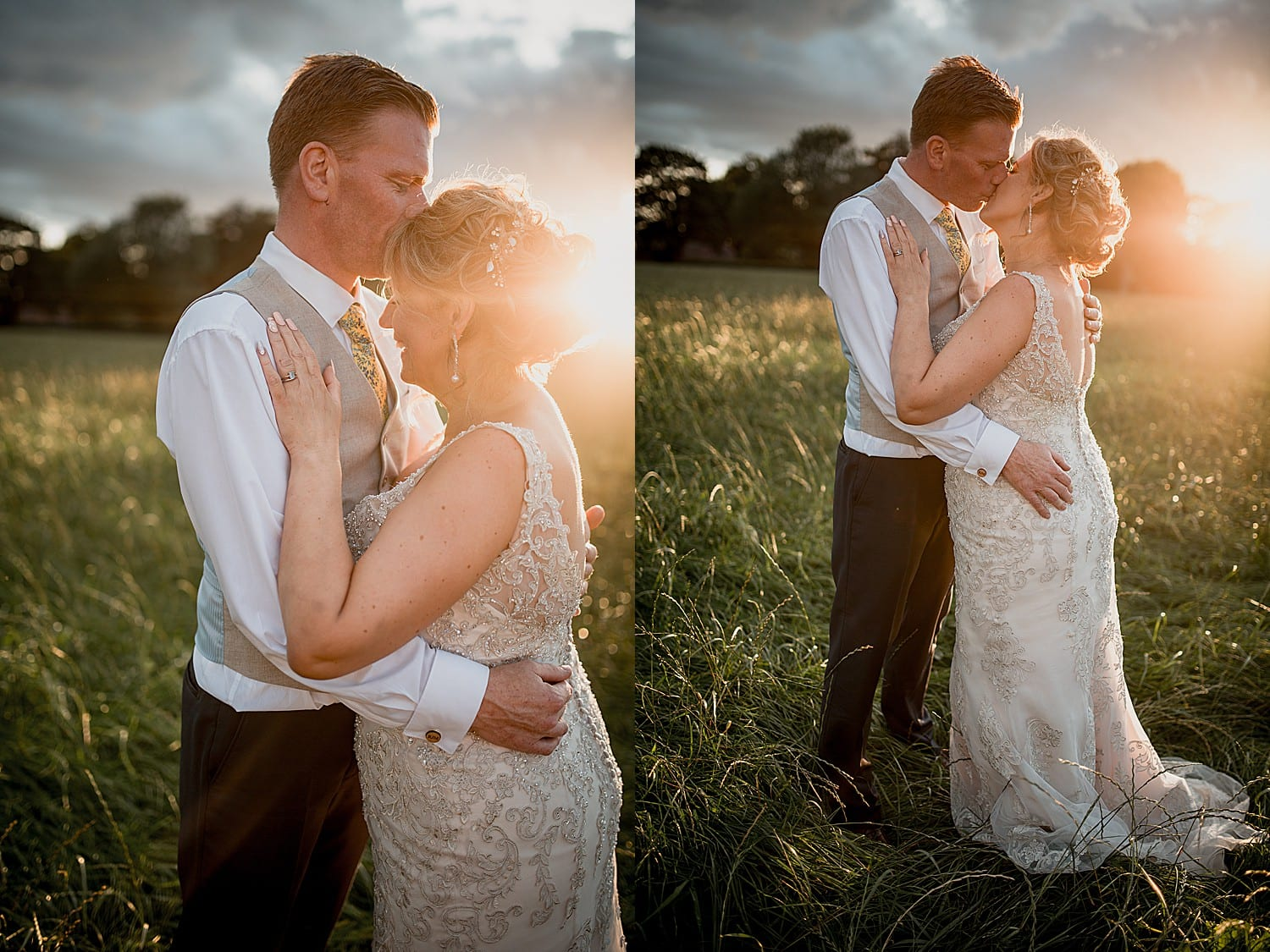 buddileigh farm wedding in betley cheshire