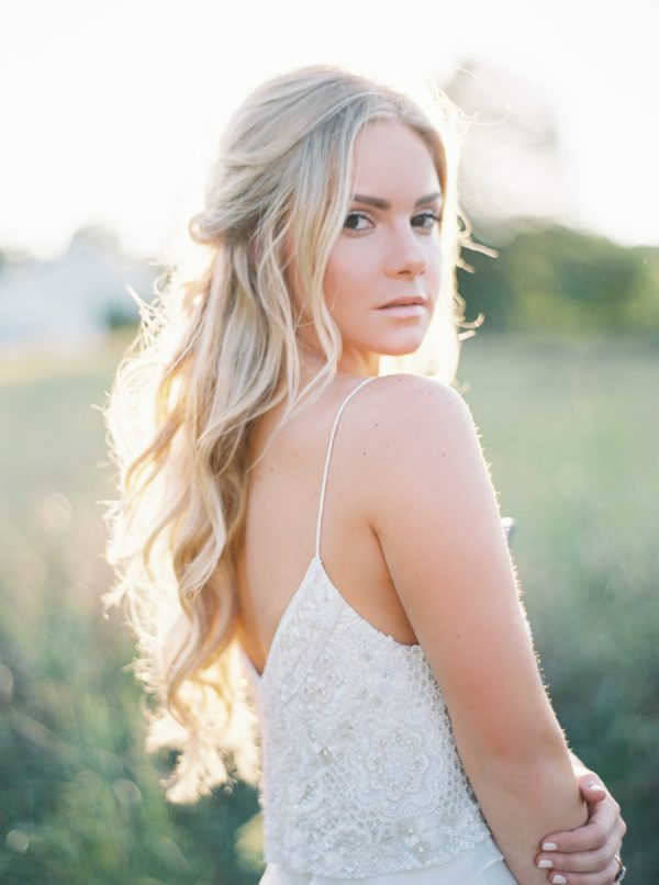 Nashville bridal inspiration fine art film photography
